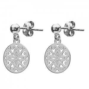 Earrings Rosettes