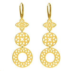 Open-work Earrings Boho style
