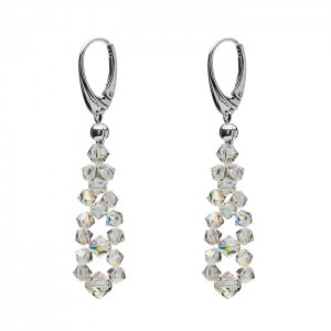 The Earrings Swarovski Elements